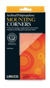 Acid Free Mounting Corners