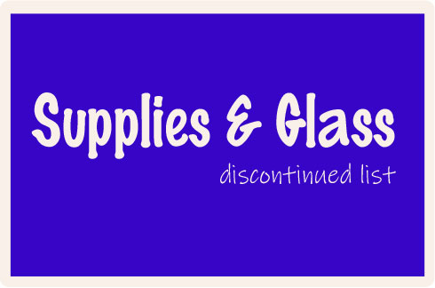 Supplies Discontinued